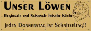 Schnitzeltag im Gasthof Löwen